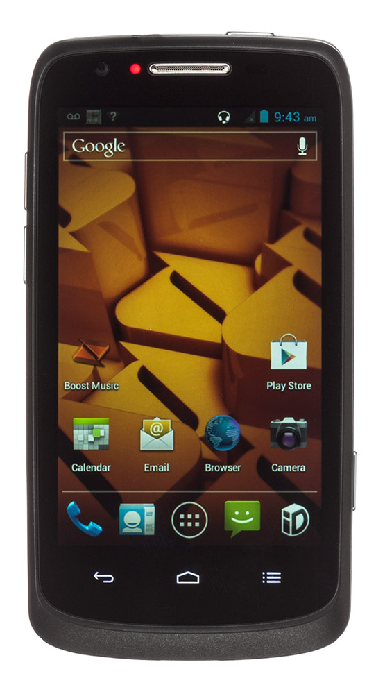 Zte Force Nfc Wifi Gps 4g Lte Android Smart Phone Sprint