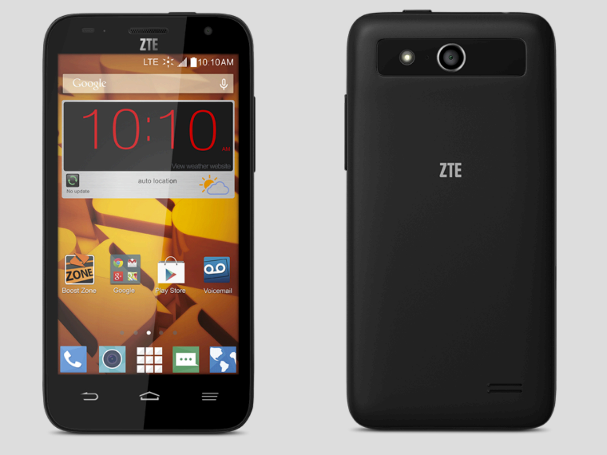 Phone Android Phone Used zte speed n9130 bluetooth gps music lte android phone boost mobile mobile