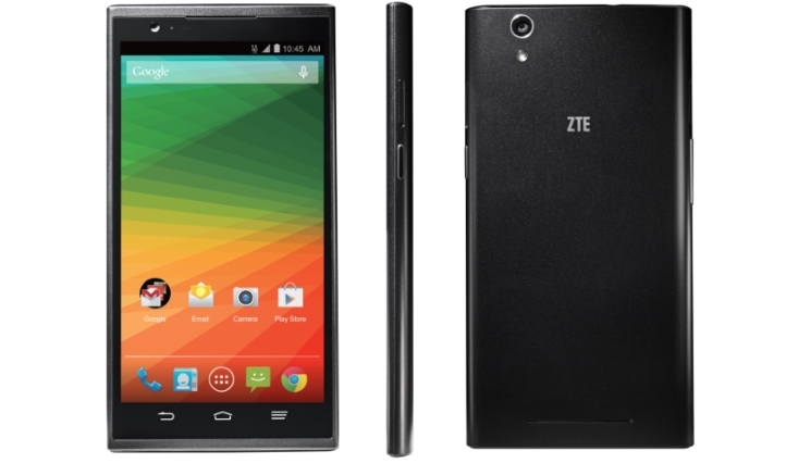 zte zmax 16gb cite the