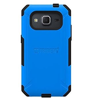 Trident Aegis Series Case for Samsung Galaxy Core Prime - Blue/Black