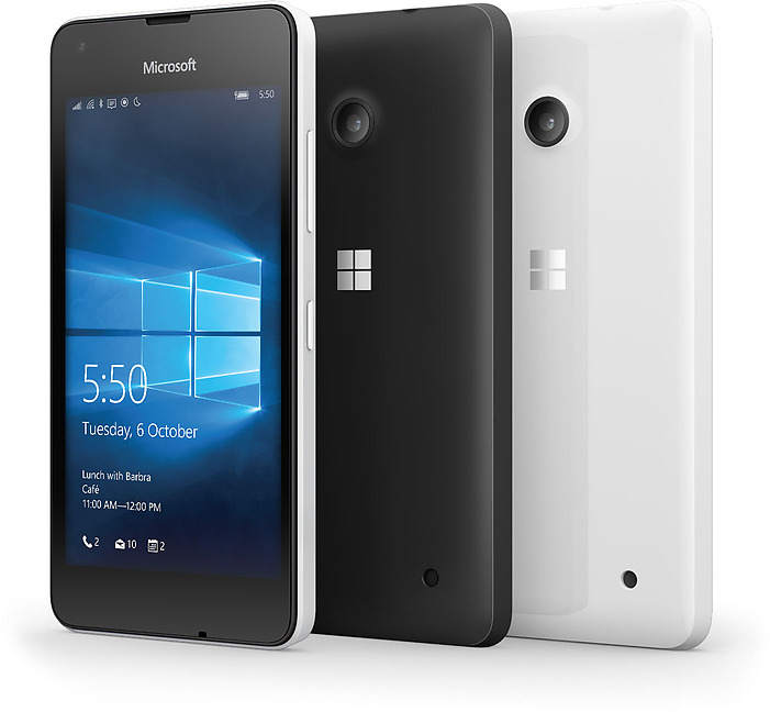 Lumia 550 Wallets
