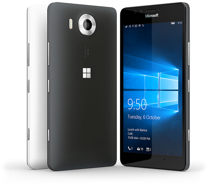 Lumia 950 Wallets