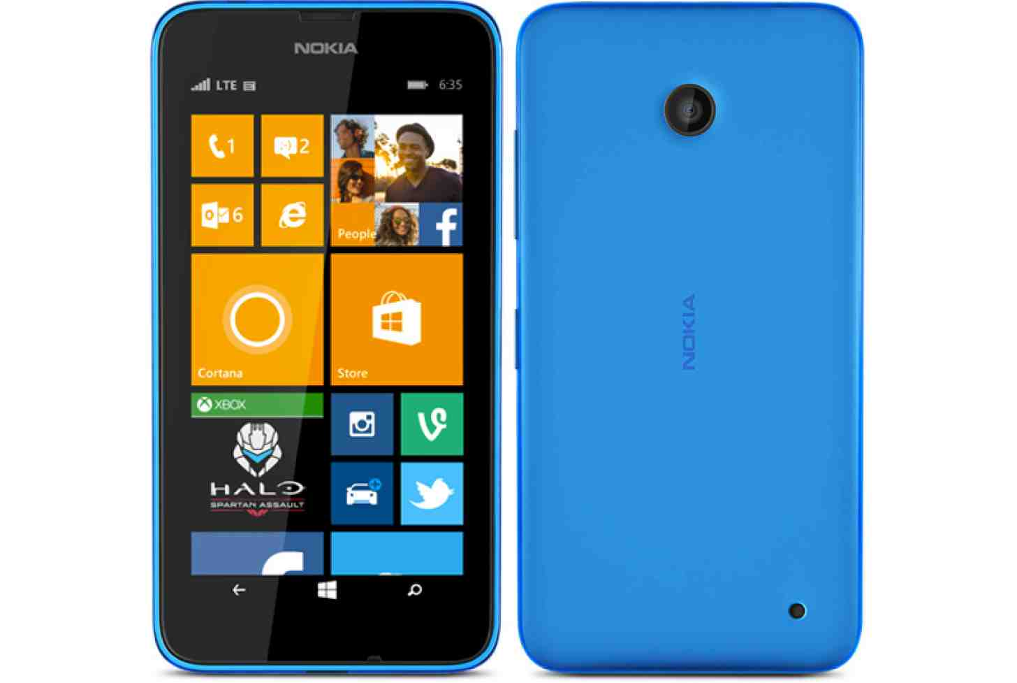 Lumia 635 Cases and Covers