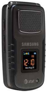 Samsung Rugby Bluetooth Music GPS 3G Phone Unlocked